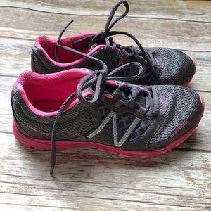 New Balance shoes.